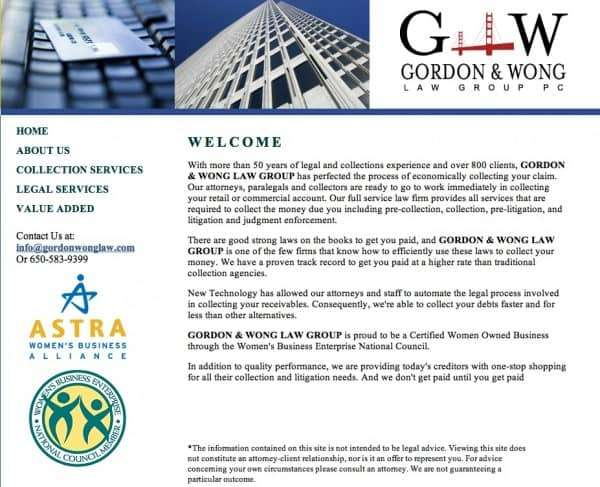 how to write a complaint letter about an employee rudeness gordon amp wong pc consumer complaint 7 23 2012 1485