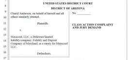 Meracord, Noteworld, and Fidelity and Deposit Company Hit With Class Action