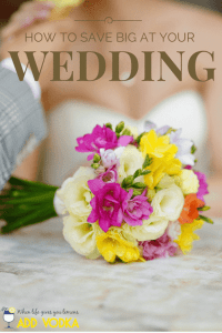 Weddings are often expensive, but they don't have to be. We offer 23 tips for saving money at your wedding that will still make it a special day.  https://add-vodka.com/23-ways-to-save-big-at-your-wedding/
