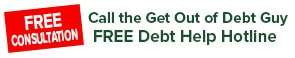 Get Out of Debt Free Hotline