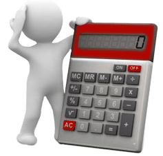 Calculator with Figure