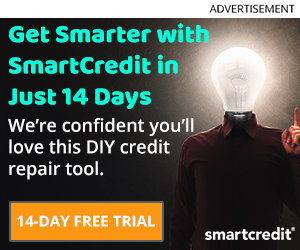 Ad: Take back the power and become a Score Master. Reclaim control of you credit score with this powerful tool. Start with this 14-day free trial. Learn more