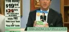 Infomercial Pitchman Kevin Trudeau Claims He's Too Broke to Pay Millions in Sanctions