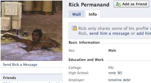 Rick Permanand Facebook